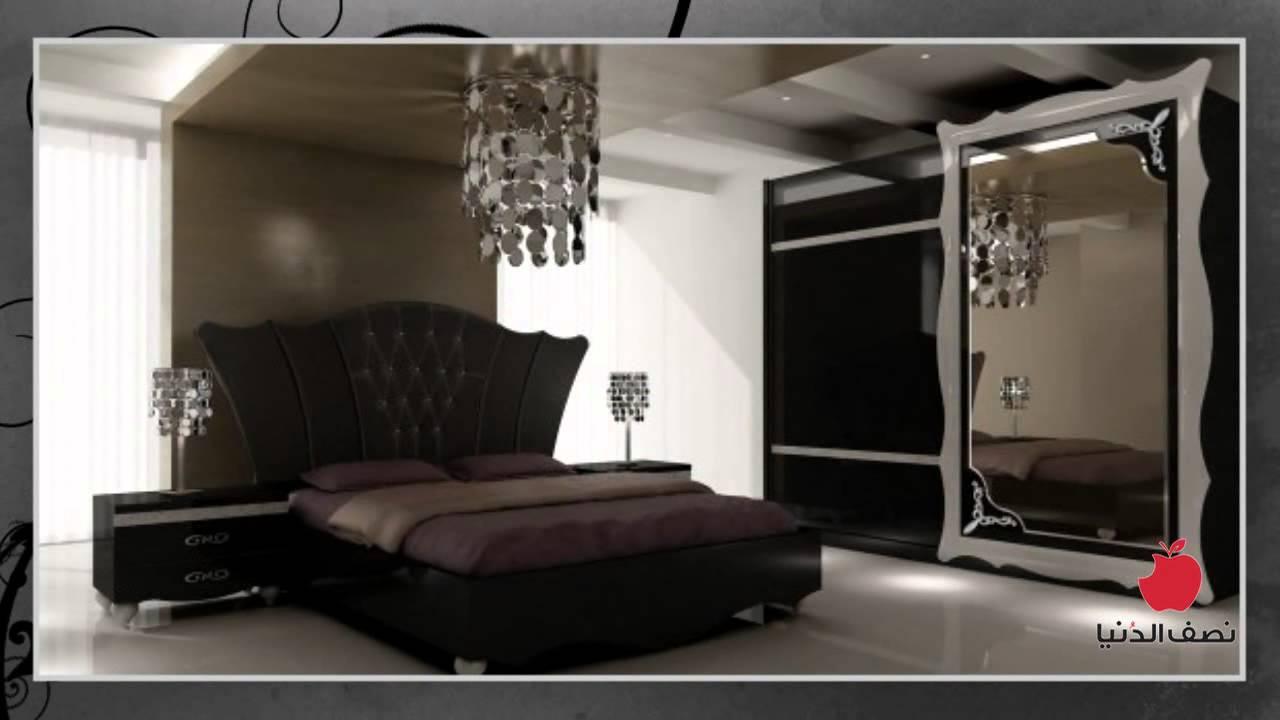 غرف نوم مودرن ديكورات غرف نوم صور غرف نوم 2020 55