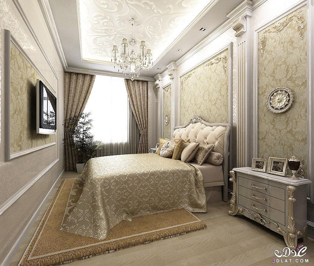 غرف نوم مودرن ديكورات غرف نوم صور غرف نوم 2020 81