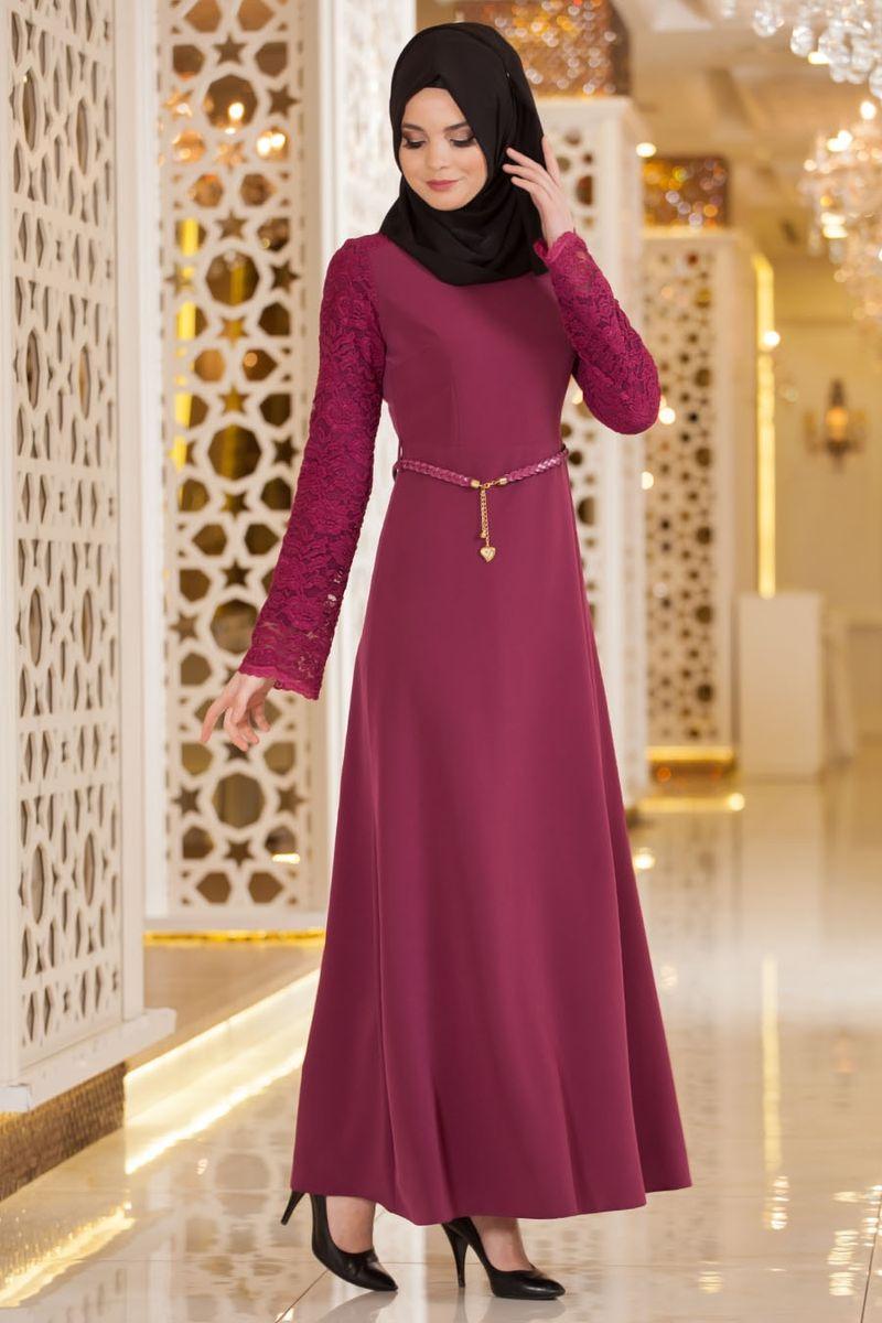 ملابس بنات عرض ازياء فستان سهرة صور فساتين سهره صور ملابس 2020 10