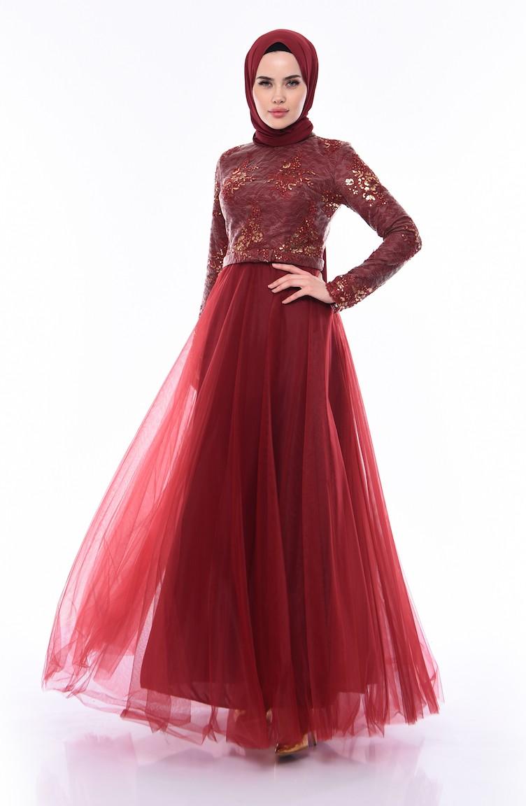 ملابس بنات عرض ازياء فستان سهرة صور فساتين سهره صور ملابس 2020 12