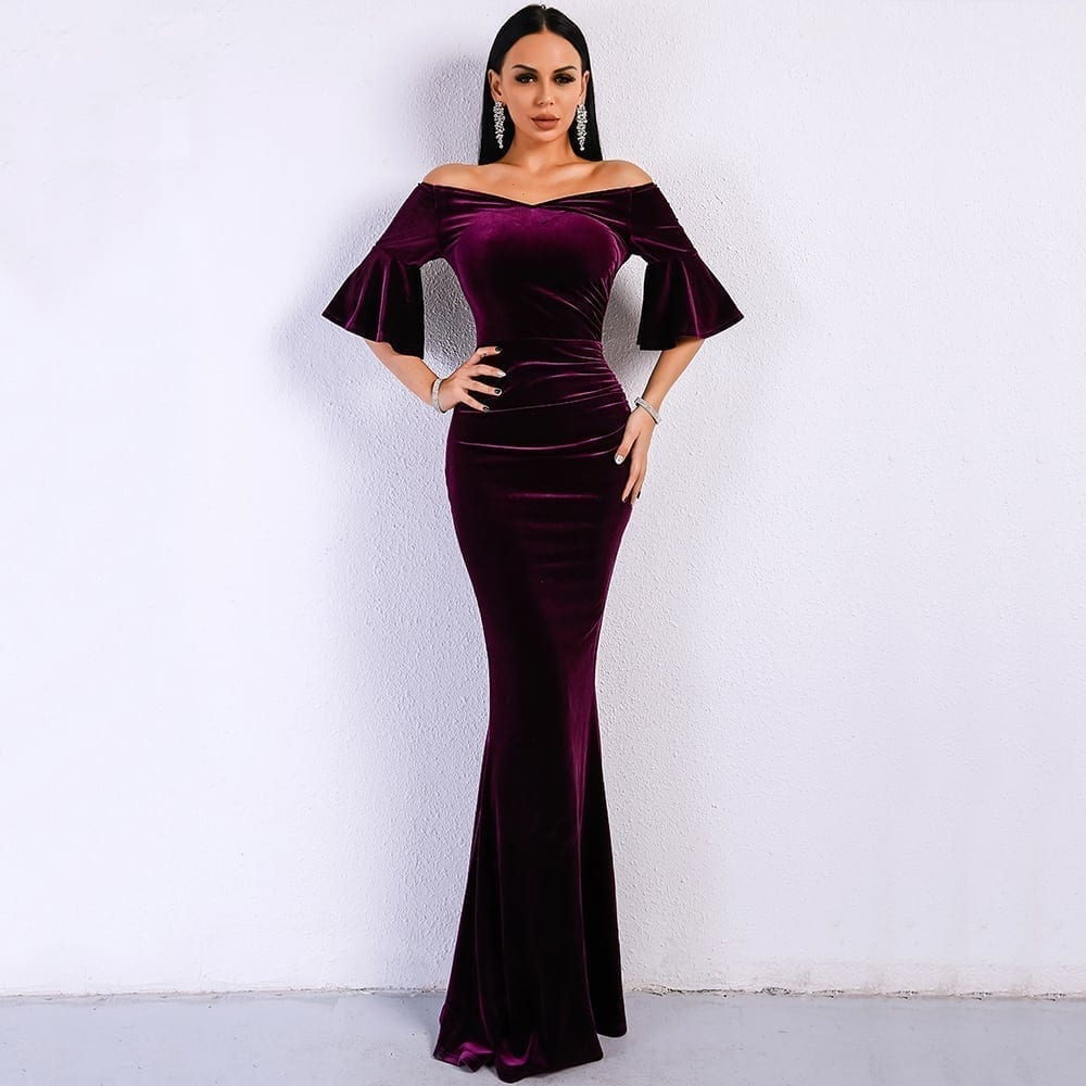 ملابس بنات عرض ازياء فستان سهرة صور فساتين سهره صور ملابس 2020 2
