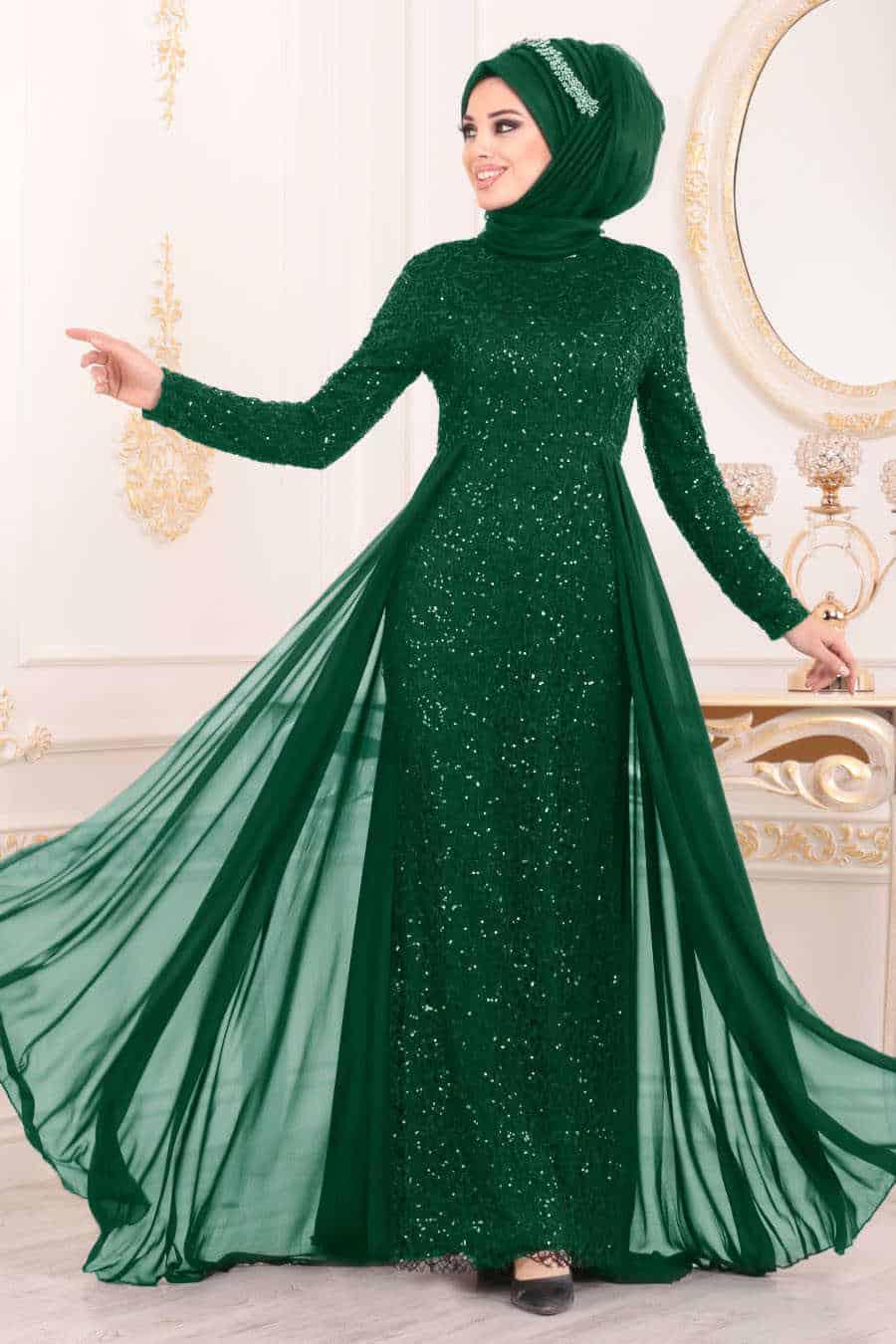 ملابس بنات عرض ازياء فستان سهرة صور فساتين سهره صور ملابس 2020 24