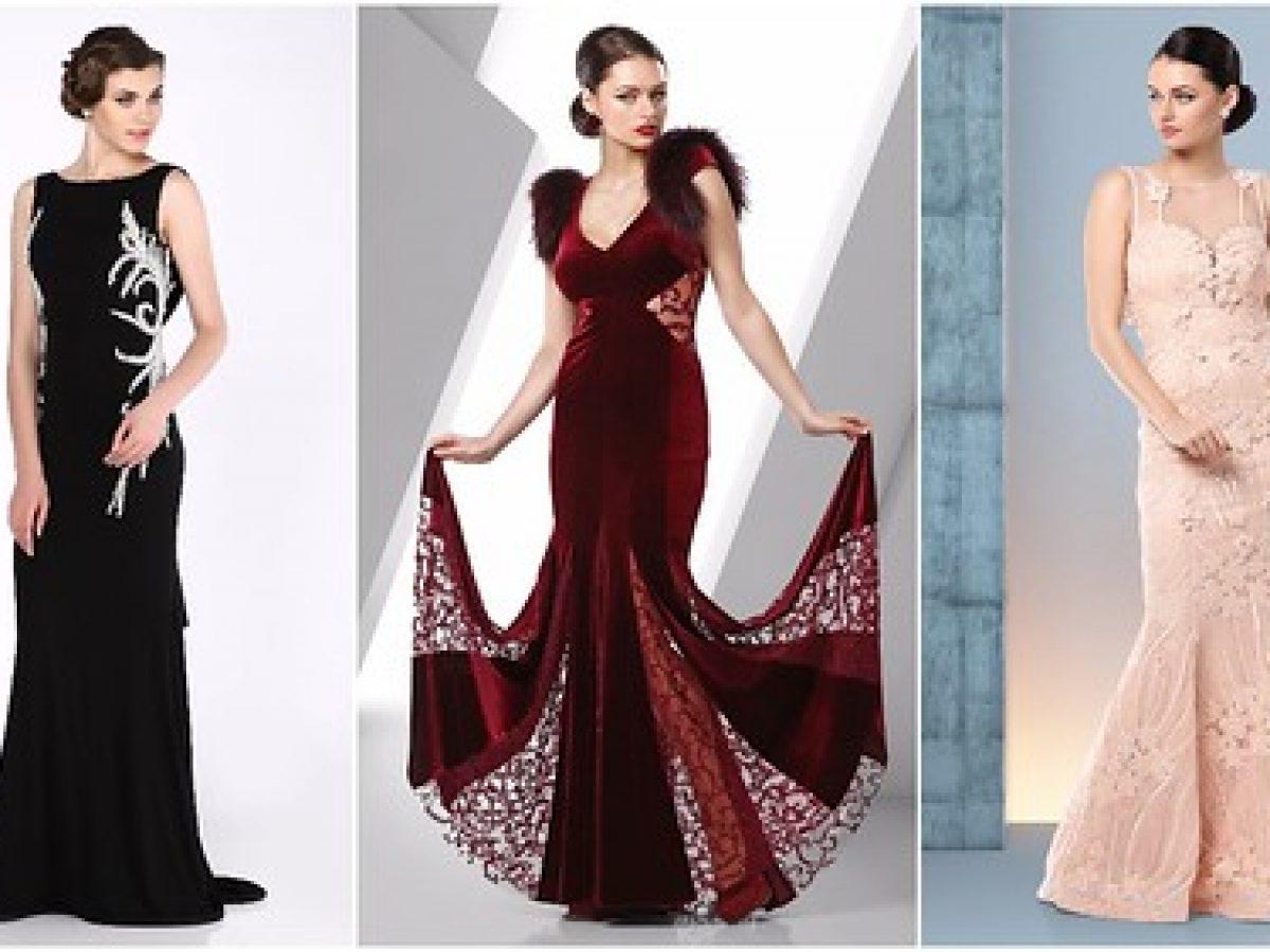 ملابس بنات عرض ازياء فستان سهرة صور فساتين سهره صور ملابس 2020 3