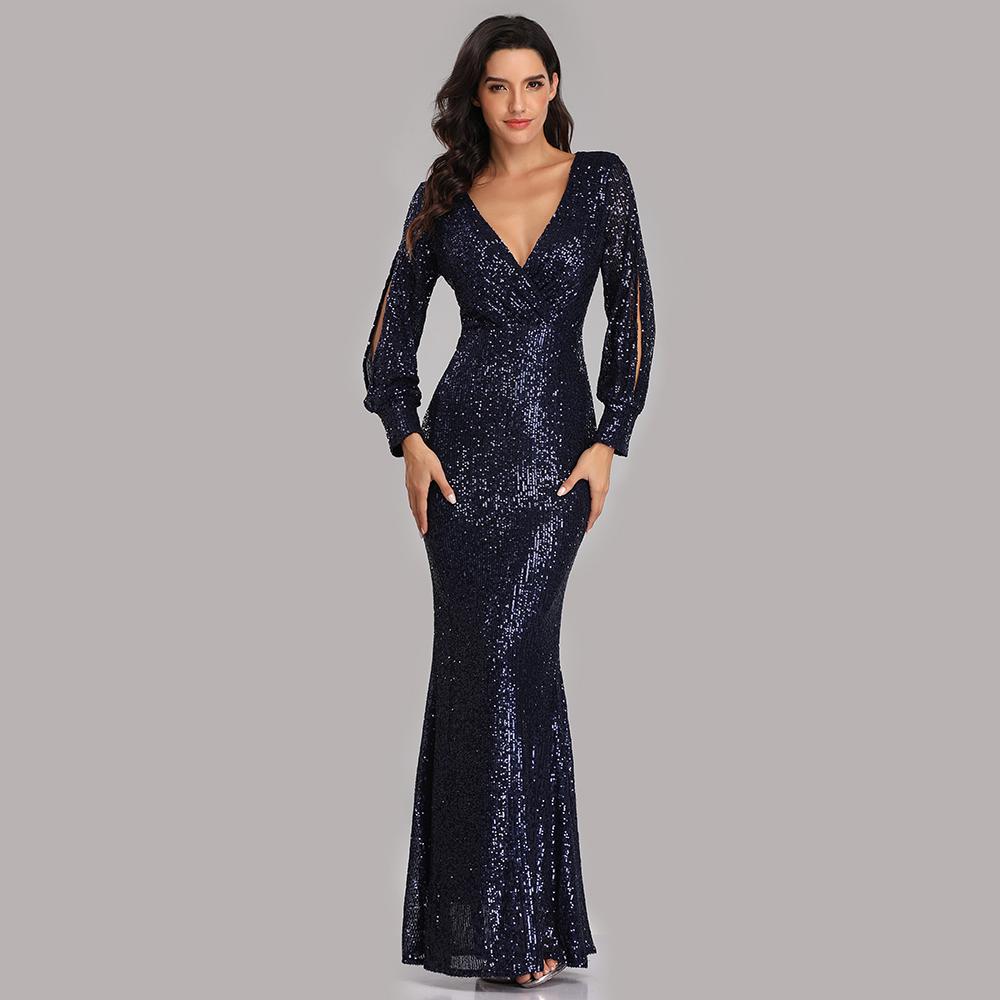 ملابس بنات عرض ازياء فستان سهرة صور فساتين سهره صور ملابس 2020 38