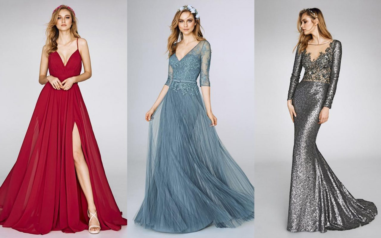 ملابس بنات عرض ازياء فستان سهرة صور فساتين سهره صور ملابس 2020 4