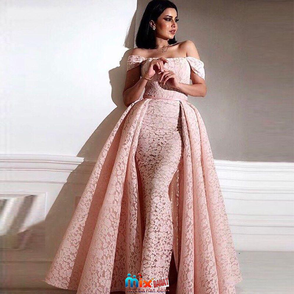 ملابس بنات عرض ازياء فستان سهرة صور فساتين سهره صور ملابس 2020 5