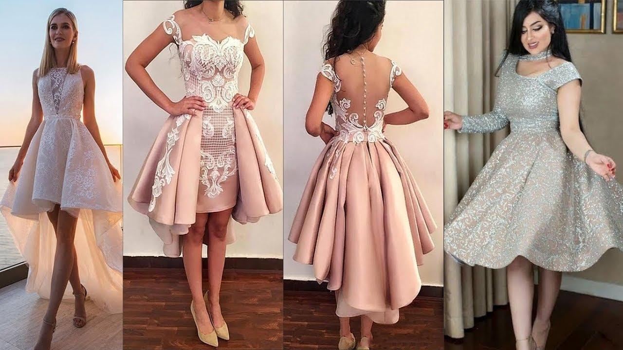 ملابس بنات عرض ازياء فستان سهرة صور فساتين سهره صور ملابس 2020 58