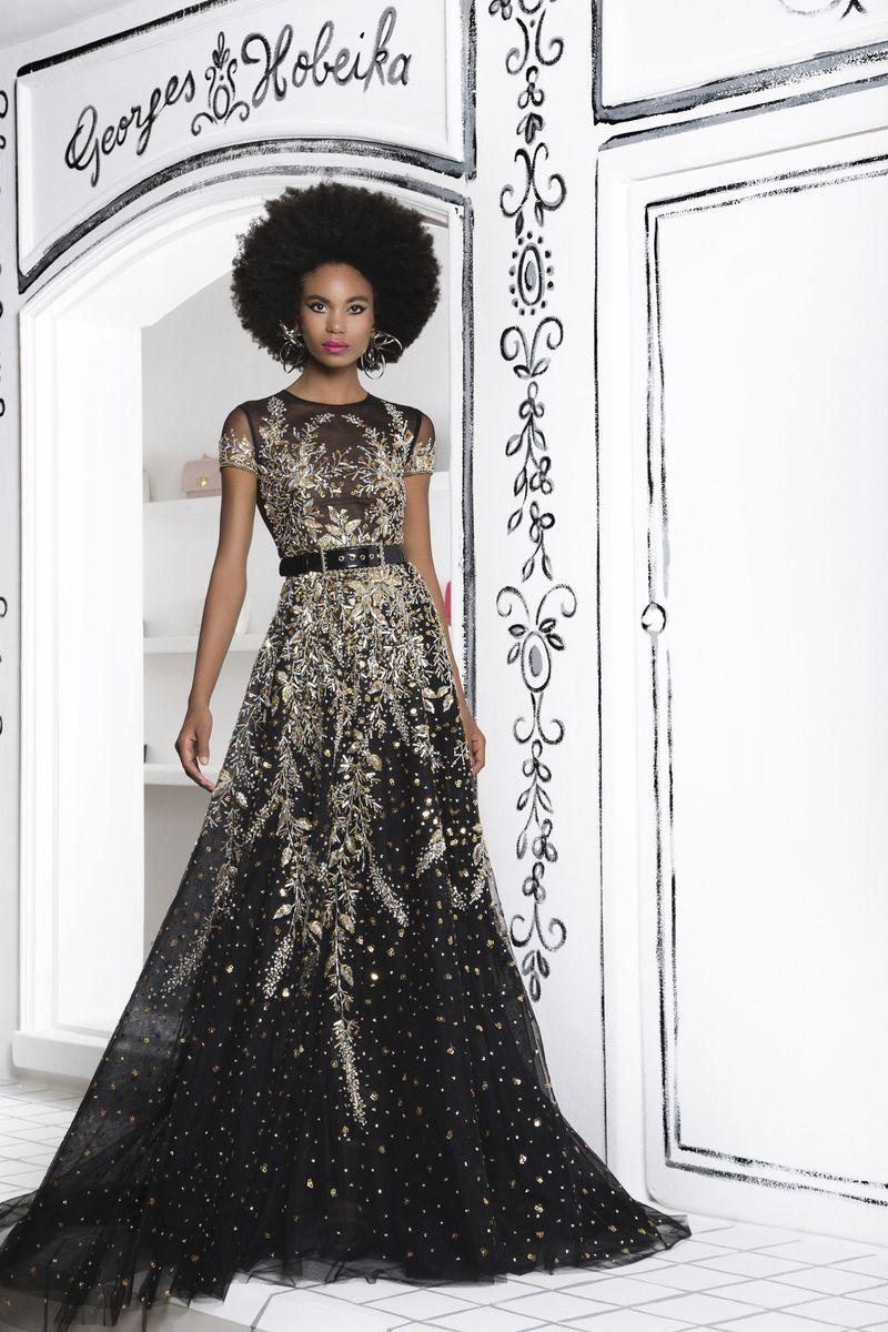 ملابس بنات عرض ازياء فستان سهرة صور فساتين سهره صور ملابس 2020 59