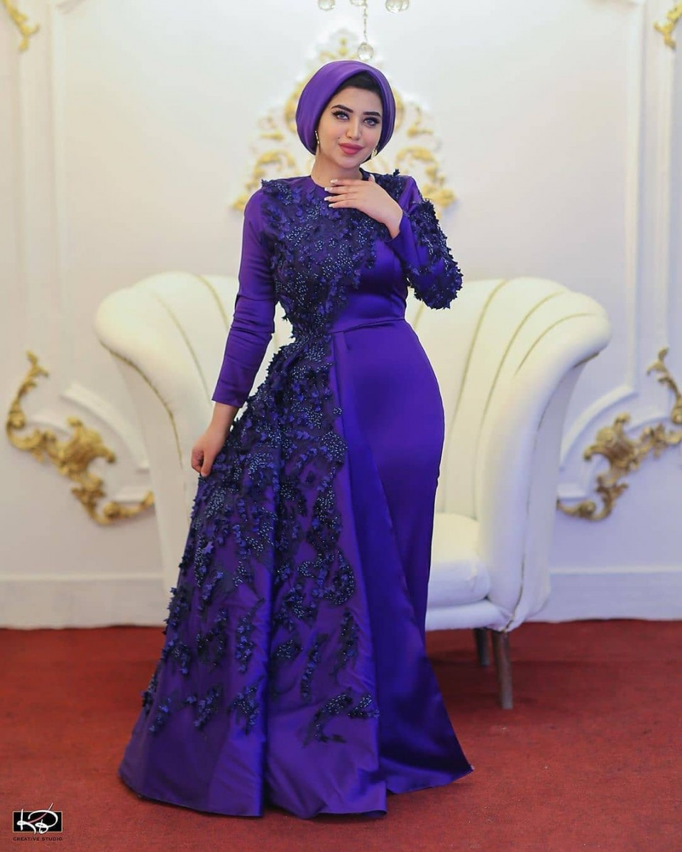 ملابس بنات عرض ازياء فستان سهرة صور فساتين سهره صور ملابس 2020 60