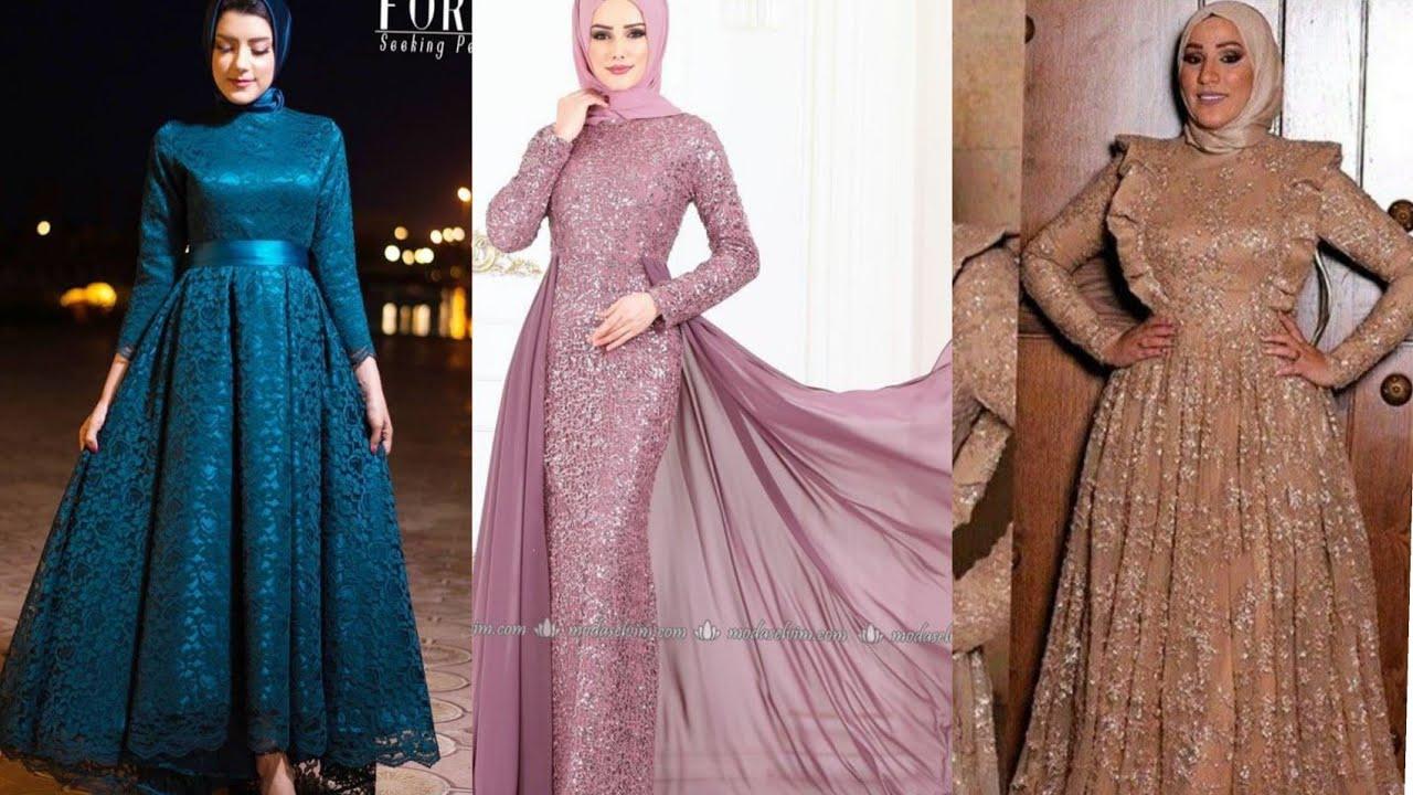 ملابس بنات عرض ازياء فستان سهرة صور فساتين سهره صور ملابس 2020 66